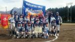 全日本学童御殿場予選 優勝!